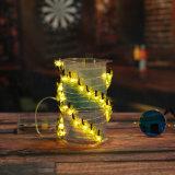 Forma de árbol de coco caliente de la forma LED de luz decorativa