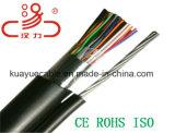 Cable de conexión del audio del conector de cable de la comunicación de cable de datos de los cables 1X2X0.5cu/del ADSL