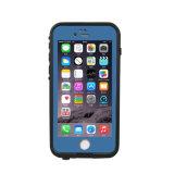 Fabriqué en usine à l'eau imperméable au camping équipement cas de téléphone portable pour iPhone 6