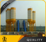 Concrete Mixing and Batching Plant in Clouded