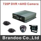 手段車のトラックのスクールバスのための工場卸し売りH. 264 3G SDカード移動式小型DVR