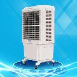 Acqua ecologica all'ingrosso che ricicla il dispositivo di raffreddamento di aria mobile del ventilatore evaporativo