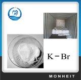 Oplosbare stof in Bromide 7758-02-3 van het Kalium van de Hoge Zuiverheid van de Glycerol