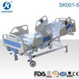Sk001-8 조정가능한 전기 5개의 기능 환자 침대
