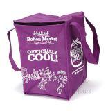 Изолированный Non сплетенный мешок охладителя TNT, мешок пикника, мешок обеда, для еды, бутылка питья, чонсервная банка пива, льдед охлаждая, коробка