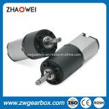 коробка передач уменьшения электрического двигателя 6V 16mm микро-