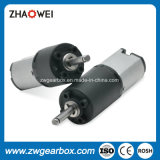 16mm 6V 마이크로 전동기 감소 변속기