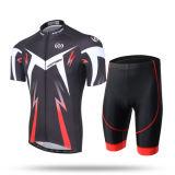Funda corta de ciclo Jersey/ropa de ciclo del desgaste de Skinsuit/de la bicicleta