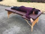 Портативная деревянная таблица массажа с CE и RoHS (MT-007)