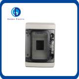 Caixa de distribuição elétrica do cerco da parede plástica impermeável do Ha da fonte de alimentação IP65