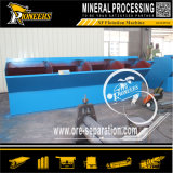 Instalación de procesamiento de flotación del mineral de cobre del proceso mineral del equipo minero