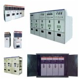 caixa/Switchgear de aço inteiramente protegidos da filial da distribuição do cabo distribuidor de corrente da alta qualidade 10kv Low-Pressure de controle remoto com interruptor e Scada da carga Sf6