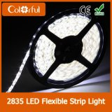 Tira flexible Cuttable impermeable de DC12V SMD2835 LED