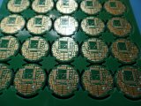 Circuito Multilayer 4 Layer PCB Fr-4 High Tg 170 Gold