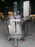 Réservoir d'avoirs électrique de chocolat d'acier inoxydable de chauffage