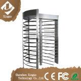 高品質のステンレス鋼二重アクセス完全な高さの回転木戸の価格