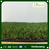 Ajardinar acto artificial de la hierba del jardín del monofilamento