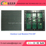 Long Lifespan Outdoor P10 DIP347 LED Display Full Color