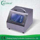Contador portátil da partícula transportada por via aérea de contador de poeira de Y09-301 AC-DC
