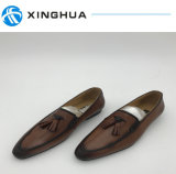 Leatherが使用する人の服靴