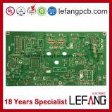 1.6mm 2layers OSP Wechselsprechanlage-Einheit-Sicherheits-Leiterplatte gedruckte Schaltkarte