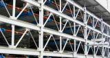 Almacén prefabricado de la estructura de acero/garage prefabricado