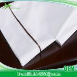 Bussinessの組の寝室のためのカスタマイズされた安い綿繻子の寝具