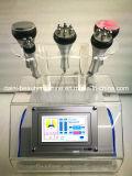 El adelgazar y masaje de la máquina de la belleza del RF de la cavitación del masaje de la pérdida del peso corporal para el Detox de la piel
