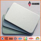 Qualität wetterfestes Unbreakble Außenwand-Aluminium