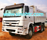 caminhão de Tipper de 336HP Sinotruk HOWO 6X4 (ZZ3257N3447A)