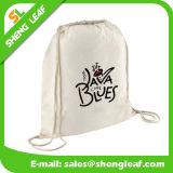 La coutume 100% de QC font à 210d Silkprinting le sac de cordon en nylon imperméable à l'eau