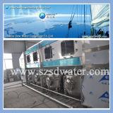 Diseño hábil 600bph línea de relleno del agua mineral de 5 galones