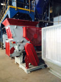 High Efficiency Sound Proofed Granulators