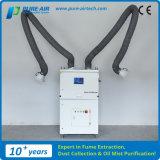 L'extracteur mobile de vapeur de soudure de Pur-Air pour la machine de soudure à l'arc électrique émet de la vapeur l'extraction (MP-4500DH)