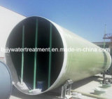 Alto tubo resistente a la corrosión de alta resistencia ligero del tubo GRP de FRP