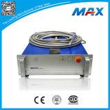 Laser máximo 300W de la fibra de la onda continua para el metal de la soldadura y del corte