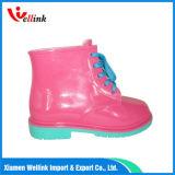 Gaines de pluie imperméables à l'eau de mode de cheville pour des filles