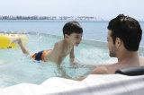 Плавательный бассеин водоворота тренировки Monalisa 7.8m напольный
