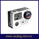 Камера камеры, движения 4k, Bionz x изображения обработчика, WiFi и NFC функций действия миниого спорта подводная 30m беспроволочной