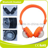Auscultadores quentes de Bluetooth dos auriculares do diodo emissor de luz Bluetooth dos acessórios do telefone móvel com o microfone para esportes