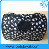Acessórios para animais de estimação de fábrica Waterproof Oxford Dog Travel Carrier Pet Bag
