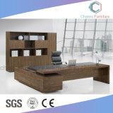 Bureau en bois L Tableau de meubles modernes de bureau de forme