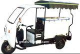 Helado eléctrico triciclo