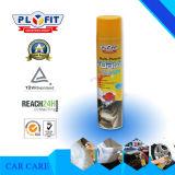 Producto de limpieza de discos espumoso del aerosol del cuero de colada del asiento auto