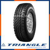 Tr668-I 11.00r22.5 12.00r22.5 Dreieck-China-beschriften Spitzenmarken-Qualität PUNKTece-EU LKW-Reifen