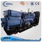 gruppo elettrogeno diesel del motore di potere di 2000kw 2500kVA della marca del MTU