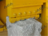 Lastricatori idraulici del granito di taglio del frantoio per pietre//mattoni di marmo (P90)
