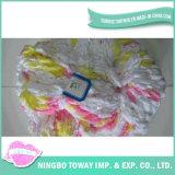 Luvas de alta resistência de poliéster tecelagem de algodão Fios fantasia - 2