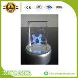 Máquina de grabado láser 3D de cristal para el grabado en el cristal de Precio