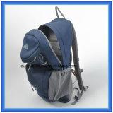 Sac à dos extérieur personnalisé neuf d'ordinateur portatif de course, sac s'élevant de hausse imperméable à l'eau de sac à dos d'OEM de nylon multifonctionnel